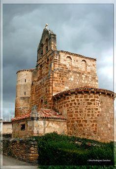 Iglesia de El Salvador en Escaño - Burgos por Silvia Rodriguez SilviaRSPhotos http://www.flickr.com/photos/lady_laris/