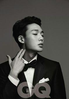 Bobby x GQ Korea