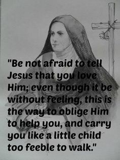 St+Therese | Another St. Therese Quote