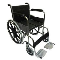 Buy KosmoCare Dura Hard Cushion Wheelchair at Cheapest Price, Rs. 6,750 only By Senior Shelf  Dura Rexine Hard Cushion wheelchair Standard, Economic, self-propelled model with a cushion for those who want added sitting comfort. Frame Style : Foldable Frame Material : Steel Out to out width in open position (inches) : 26 Seat Width (inches) : 18