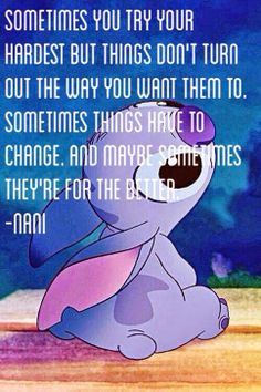 Lilo Stitch is such an underrated Disney movie.