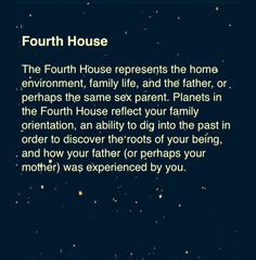 Mercury in 4th House: Fourth House