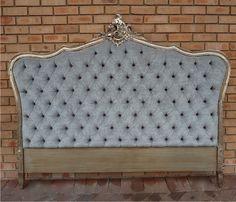 Gorgeous Upholstered Headboard