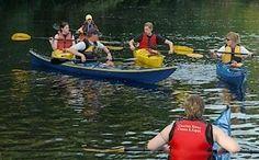 Intro to Kayaking Charlotte, North Carolina  #Kids #Events