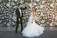 Follow @FSToronto for more wedding inspiration!   Photo Credit: Assaf Friedman Photography #TorontoWeddings #FSWeddings #Fourseasons #Weddings #Toronto #Flowers #WeddingRings