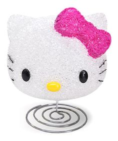 Another great find on #zulily! Hello Kitty Eva Lamp by Hello Kitty #zulilyfinds