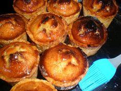 Carajitos de almendra Muffins, Breakfast, Food, Postres, Recipes, Eten, Meals