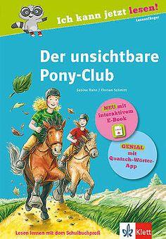 Der unsichtbare Pony-Club Sabine Rahn