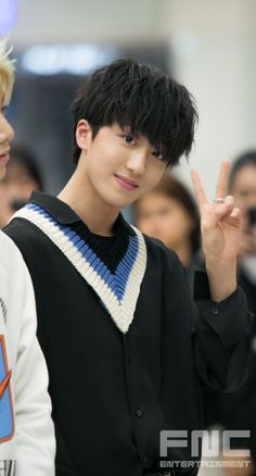 Chani 찬희 || Kang Chanhee 강찬희 || Sf9 || 2000 || 174cm || Vocal || Dancer || Maknae