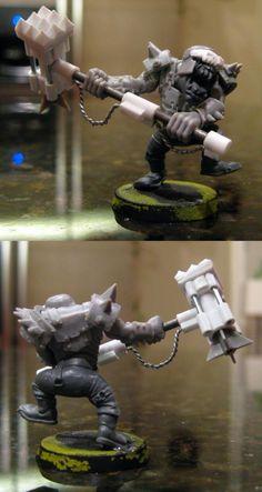 Teek's Waaagh In Progress (update: Gamesday Stompa!!!) - Forum - DakkaDakka | An army with 2 wounds has a lot going for it.