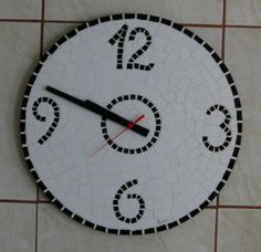 Mosaico artesanal