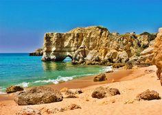 albufeira beach - Portugal
