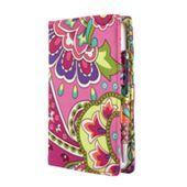 Vera Bradley Fabric Journal in Pink Swirls $16 #MySuiteSetupSweepstakes