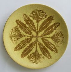 And Nirvana, perhaps surprisingly, is my all-time favourite. It's so very New Zealand, based on our pohutukawa flowers. And just look at t. Tom Clark, Spring Song, Color Glaze, Vintage Kitchenware, Dinnerware, New Zealand, Decorative Plates, Pottery, Crown