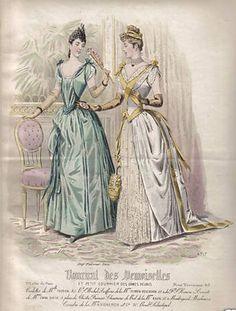 1889 Journal des Desmoiselles