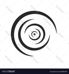 Rounded lines ripples liquid logo diverge Vector Image , Letter M Logo, Letter Set, Monogram Logo, Monogram Letters, Logan, Isometric Shapes, Sound Logo, Library Logo, Owl Logo
