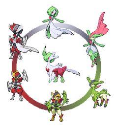 hexafusion pokemon - Google Search