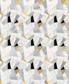Mosaique Surface have launched the Odyssée Collection, a curated offering of made-to-order mosaic patterns inspired by romance & architecture of Paris. Floor Patterns, Mosaic Patterns, Wall Patterns, Textures Patterns, Marble Mosaic, Stone Mosaic, Mosaic Tiles, Tiling, Tile Design