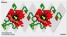 Knitting with Beads copyrights schemes and not only Bead Crochet Patterns, Peyote Patterns, Loom Patterns, Beading Patterns, Crochet Ball, Bead Crochet Rope, Beading Projects, Beading Tutorials, Beaded Beads