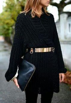 sweater by Ninayi