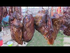 COTLET sau CEAFA DE PORC afumate, fierte si condimentate - YouTube Carne, Meat, Youtube, Recipes, Pork, Canning, Hams, Ripped Recipes