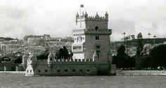 Portugal. Lisbonne. Tour de Belem. ©Aurélie Fauré
