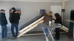 Bewonersmiddag - uitleg daksysteem en zonnepanelen.