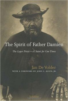 Father Damien, famous for his missionary work with exiled lepers on the Hawaiian island of Molokai, was canonised in 2009. His sanctity took 120 years to become officially recognised. De Volder finds that as spiritual father, caretaker, teacher, and advocate Fr. Damien accomplished many heroic feats for these outcasts. Yet the greatest gift he gave them was their transformation into a living community built on Jesus Christ, where they learned to care for one another.