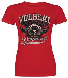 Rise from Denmark von Volbeat
