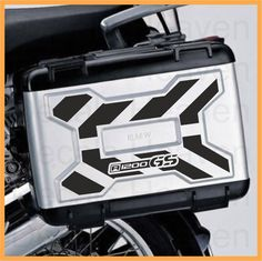 R1200gs adv pannier top box saddlebag inner liner x 3 lining cover bmw r1200gs 4pcs reflective pannier decal kit set chevron safety sticker m1 gumiabroncs Gallery