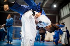 From Rio's Slums, a Judo Champion Is Mining Olympic Gold - The New York Times