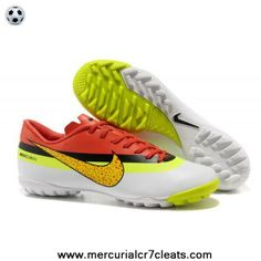 buy popular 09c76 a0555 ... cheap billiga fotbollsskor nike mercurial vapor ix cr7 fg svart orange nike  mercurial vapor ix pinterest
