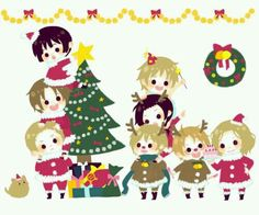 Merry Christmas ^^