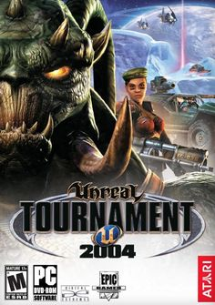 Full Version PC Games Free Download: Unreal Tournament 2004 Full PC Game Free Download