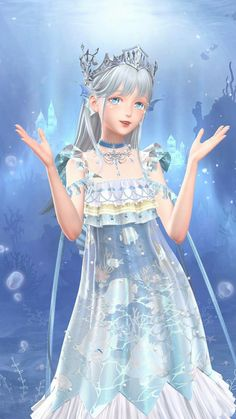Food Items, Anime Art Girl, Cinderella, Manga, Game, Disney Princess, Disney Characters, Dresses, Vestidos