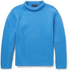 Burberry ProrsumCashmere Crew Neck Sweater