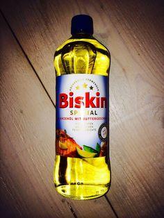 Meine Sattmacher: Sattmacher Biskin Butteröl