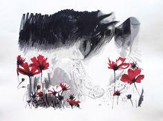 Chats, portraits, dessins - Nathalie Mulero Fougeras