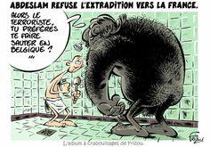 Frizou (2016-03-20) Belgique: Pas si molle en bec que ça.