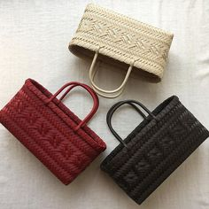 Food Packaging Design, Basket Bag, Basket Weaving, Handicraft, Fashion Bags, Rattan, Straw Bag, Women Accessories, Reusable Tote Bags