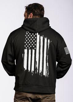 Athletic Tailgater Hoodie - America