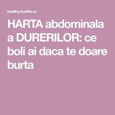 HARTA abdominala a DURERILOR: ce boli ai daca te doare burta Salvia, Good To Know, Remedies, Health Fitness, Homemade, Education, Friends, Pharmacy, Amigos