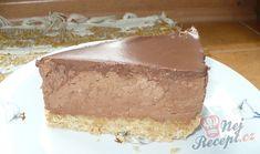 cheesecake s mascarpone - Hľadať Googlom Easy Cheesecake Recipes, Cheesecakes, No Bake Cake, Vanilla Cake, Lidl, Panna Cotta, Deserts, Nutella, Easy Meals