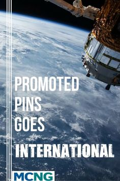 Promoted Pins have gone international and started to show up in Canadian Pinterest feeds.