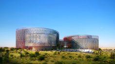 Ordos Concert Hall