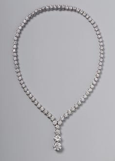 RenéSim Diamond Collier Luxury Jewelry, Unique Jewelry, Vintage Jewelry, Diamonds, Stones, Jewelry Making, Fairy, Glitter, Necklaces