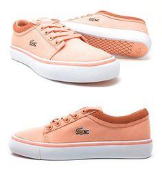 47a38b015 Lacoste Women s Vaultstar Sneaker