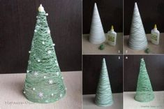 How to make Christmas tree lighting decoration step by step DIY tutorial instructions, How to, how to do, diy instructions, crafts, do it yo by Mary Smith fSesz