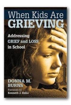 When Kids are Grieving Book Description Most students experience some form of…