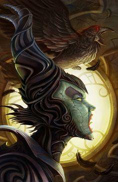 Spectacular Maleficent!